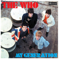 The Who - I Can't Explain (Mono Version)
