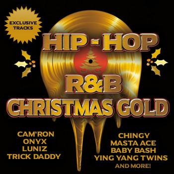 Various Artists - Hip Hop & R&B Christmas Gold (Explicit)