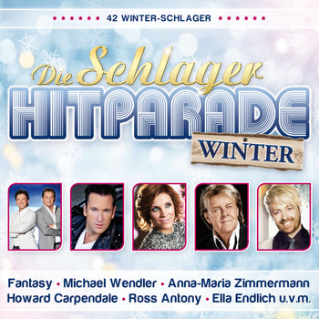 Various Artists - Die Schlager Hitparade - Winter