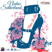 Nadine Sutherland - Never In Love - Single