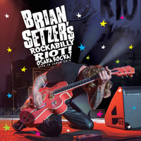 Brian Setzer - Nothing Is A Sure Thing (LIve)