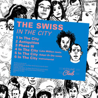 The Swiss - Kitsuné: In the City - EP