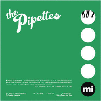 The Pipettes - Your Kisses Are Wasted On Me