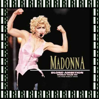 Madonna - Wembley Arena, London, July 21st, 1990 (Remastered, Live On Broadcasting)