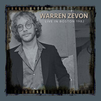 Warren Zevon - Live in Boston, 1982