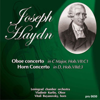 Various Artists - Haydn: Oboe Concerto - Horn Concerto No.1 - Horn Concerto No.2