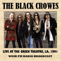 The Black Crowes - Live at the Greek Theatre, La, 1991 (FM Radio Broadcast)