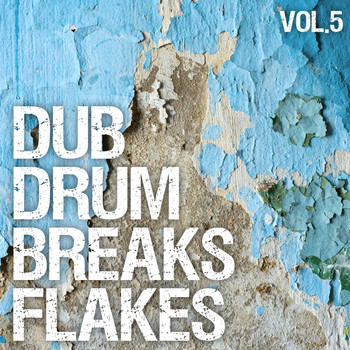 Various Artists - Dub Drum Breaks Flakes, Vol. 5