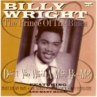 Billy Wright - Don't You Want a Man Like Me?