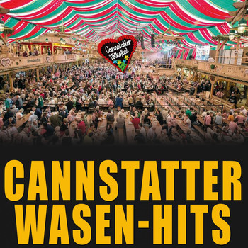 Various Artists - Cannstatter Wasen-Hits