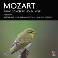 Piers Lane - Mozart: Piano Concerto No. 24, KV491