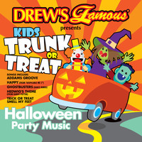 The Hit Crew - Kids Trunk Or Treat Halloween Party Music