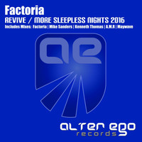 Factoria - Revive / More Sleepless Nights