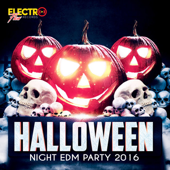 Various Artists - Halloween Night EDM Party 2016