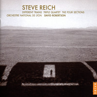 Steve Reich - Steve Reich: Different Trains