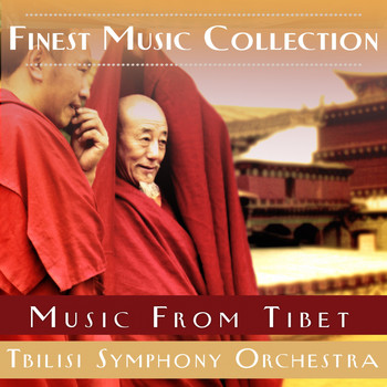 Nawang Khechog - Finest Music Collection: Music From Tibet
