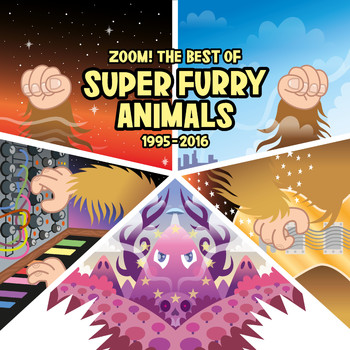 Super Furry Animals - The Best Of (Explicit)