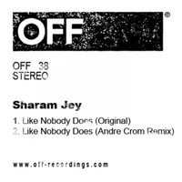 Sharam Jey - Like Nobody Does
