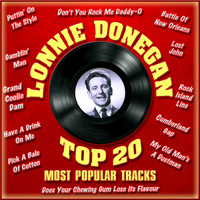 Lonnie Donegan - Top 20 Most Popular Tracks