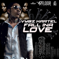 Vybz Kartel - Fall Ina Love - Single