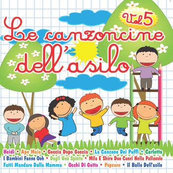 Various Artists - Le canzoncine dell'asilo, Vol. 5