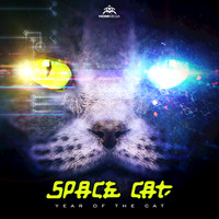 Space Cat - Year of the Cat