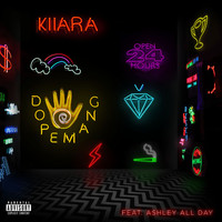 Kiiara - dopemang (feat. Ashley All Day) (Explicit)