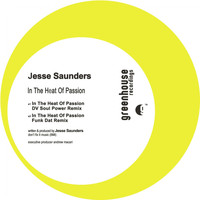 Jesse Saunders - In the Heat of Passion