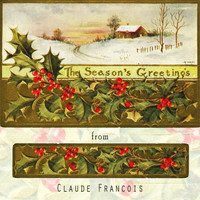 Claude François - The Seasons Greetings From