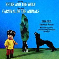 The Philharmonia Orchestra - Peter and the Wolf