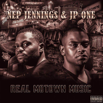 Nep Jennings - Real Motown Music