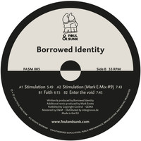 Borrowed Identity - Stimulation EP
