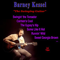 Barney Kessel - The Swinging Guitar