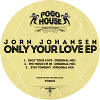 Jorn Johansen - Only Your Love EP