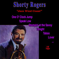 Shorty Rogers - The Fourth Dimension