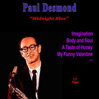 Paul Desmond - Midnight Blue