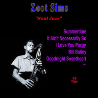 Zoot Sims - The Jazz Soul