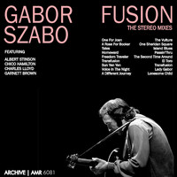 Gabor Szabo - Fusion (The Stereo Mixes)