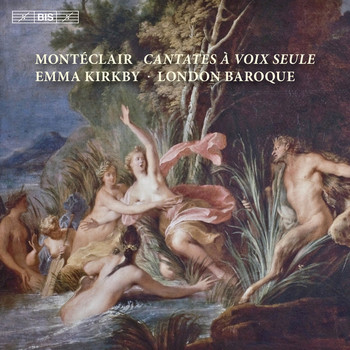 Emma Kirkby - Monteclair: Cantates a voix seule