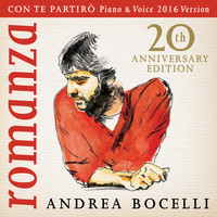 Andrea Bocelli - Con Te Partirò (Piano & Voice / 2016 Version)
