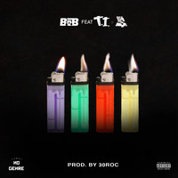 B.o.B - 4 Lit (feat. T.I. & Ty Dolla $ign) (Explicit)