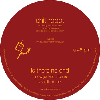 Shit Robot - Is There No End