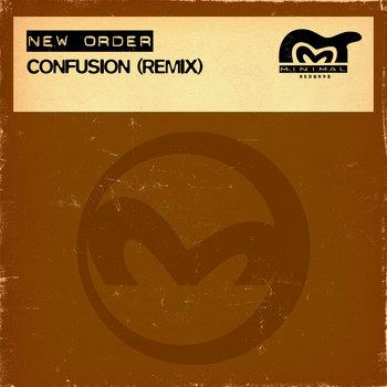 New Order - Confusion