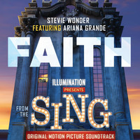 "Stevie Wonder - Faith (From ""Sing"" Original Motion Picture Soundtrack)"