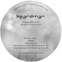 Mark Broom - Shanty Star EP