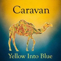 Caravan - Yellow into Blue