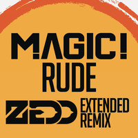 MAGIC! - Rude (Zedd Extended Remix)