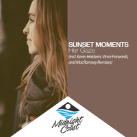 Sunset Moments - Her Gaze