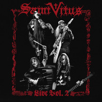 SAINT VITUS - Live, Vol. 2 (Marbles in the Moshpit [Explicit])