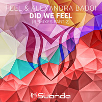 Feel & Alexandra Badoi - Did We Feel (Remixes, Pt. 2)